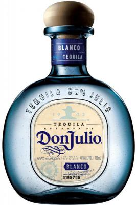 Tequila Don Julio Blanca