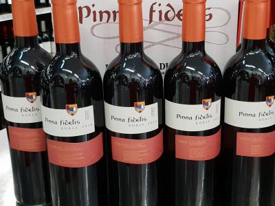Caja 6 Botellas Pinna Fidelis Roble