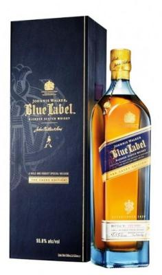 Johnnie Walker Blue Label 1 Litro - Whiskys