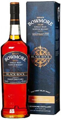Bowmore Black Rock 1 Litro